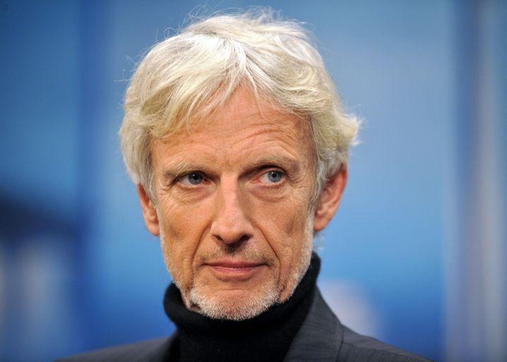"""Mathieu Carrière, Schauspieler, zog 2011 ins RTL-""""Dschungelcamp"""""""