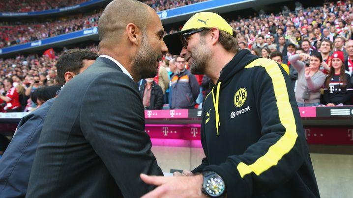 Dortmund gegen Bayern: Kartenrekord und Kung-Fu-Kahn