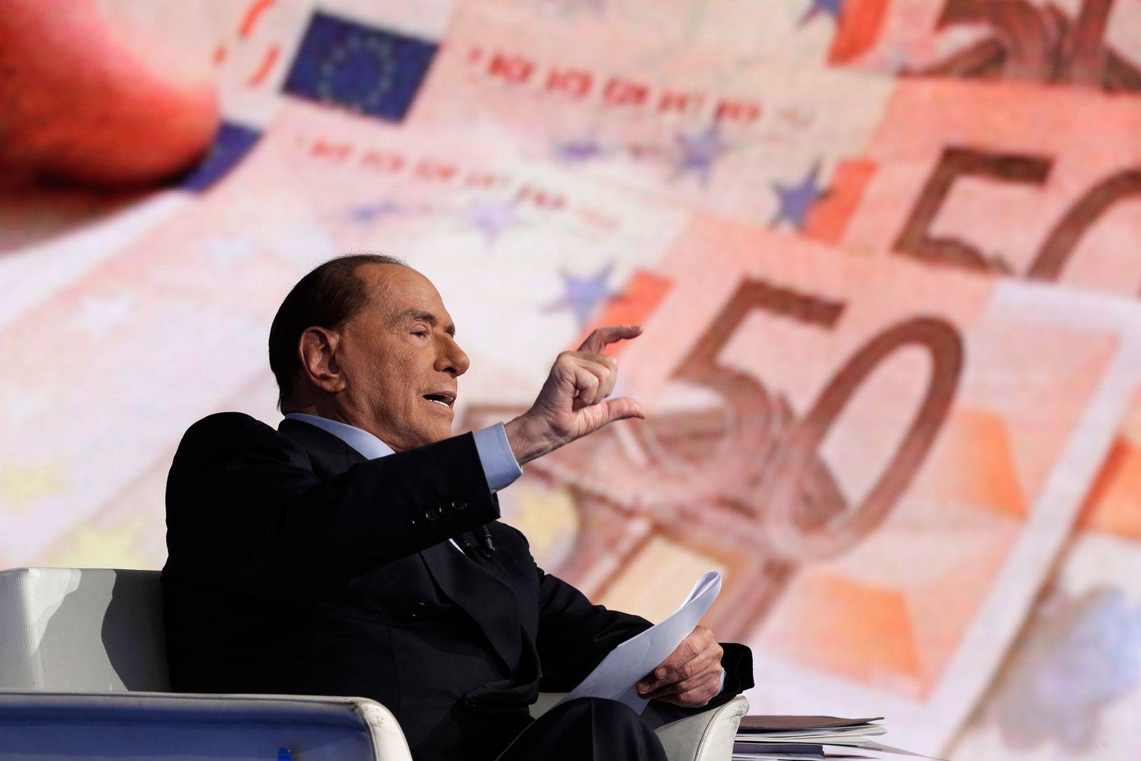 Italien / Finanzkrise / Euro / Berlusconi