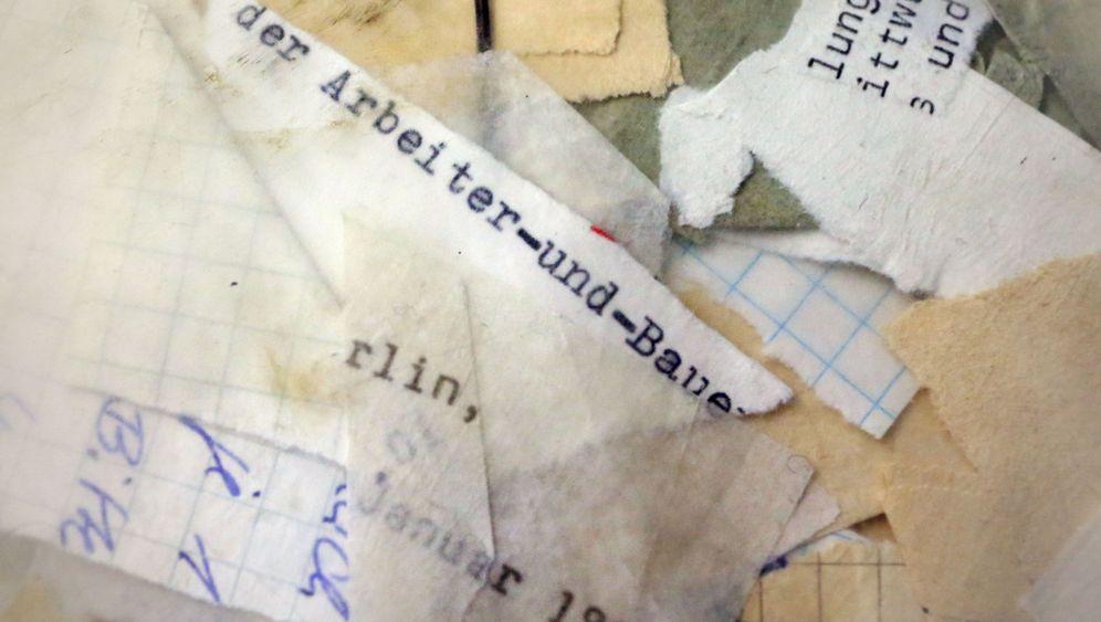 Stasi-Akten: Zerfetzte Geheimnisse