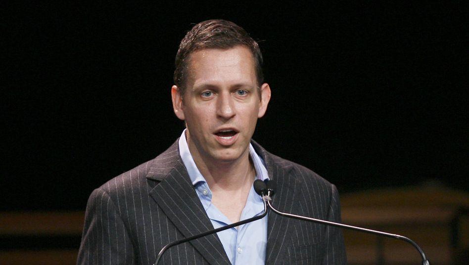 Investor Peter Thiel: Mehr in Technologie investieren