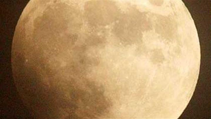 Mondfinsternis: Luna im Schatten der Erde