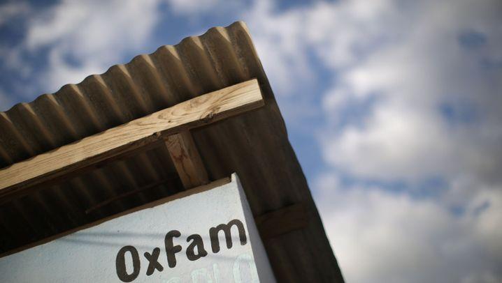 Oxfam-Skandal: Hilfsorganisation in der Krise