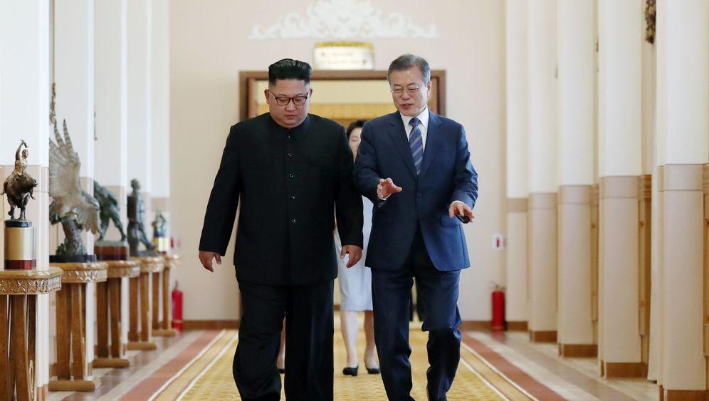 Korea-Gipfel in Pjöngjang: Hoffnung auf Abrüstung