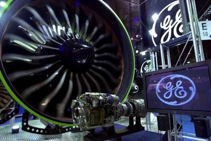 GE-Turbine für Boeings 777