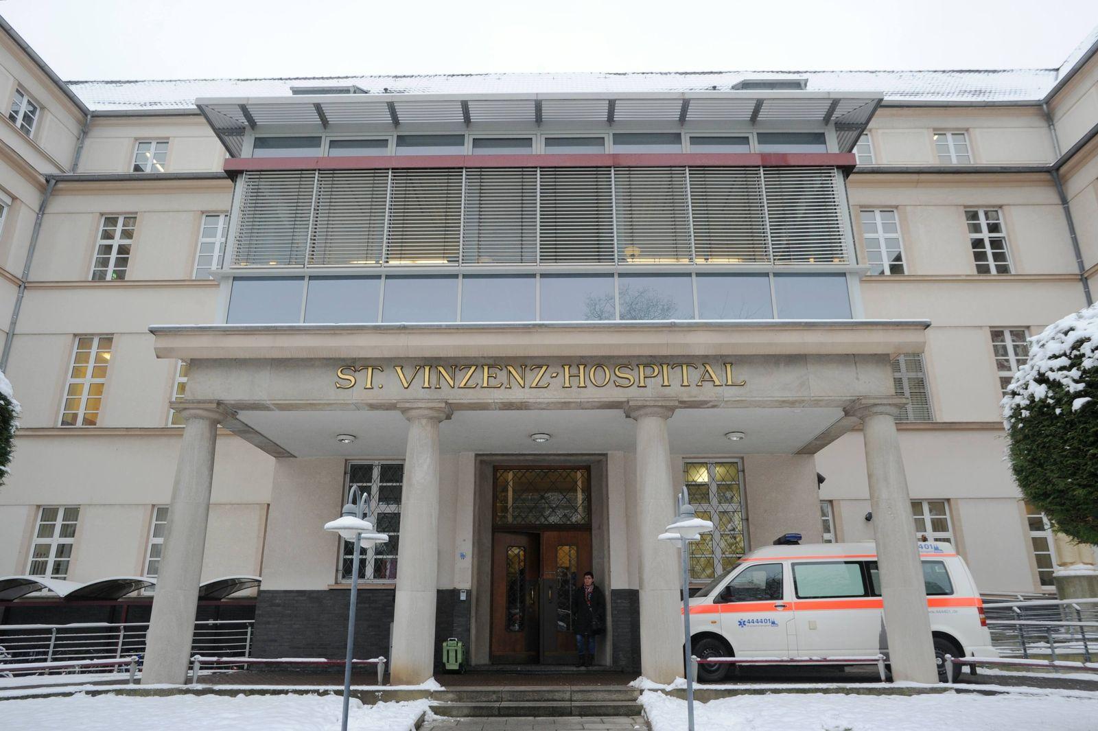 Köln/ Vergewaltigung/ St. Vinzenz-Hospital