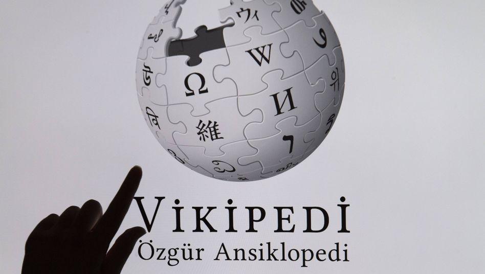 Türkisches Wikipedia: Seit Mittwoch wieder normal abrufbar