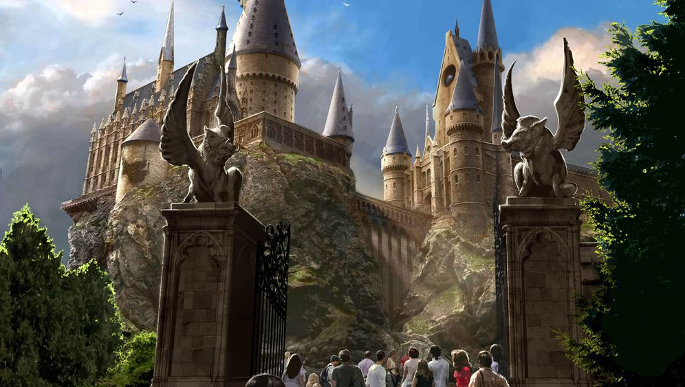 Freizeitpark in Florida: Universal und Harry Potter