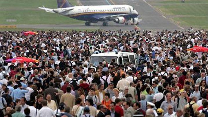 Air Show: Le Bourget jenseits von Airbus und Boeing