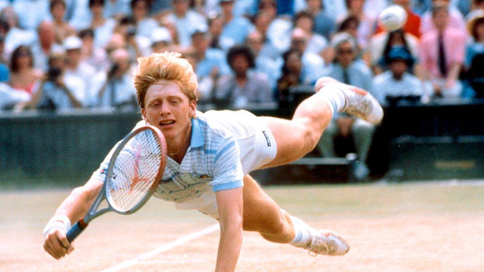 Beckers Wimbledon-Sieg: Bumm-Bumm-Boris