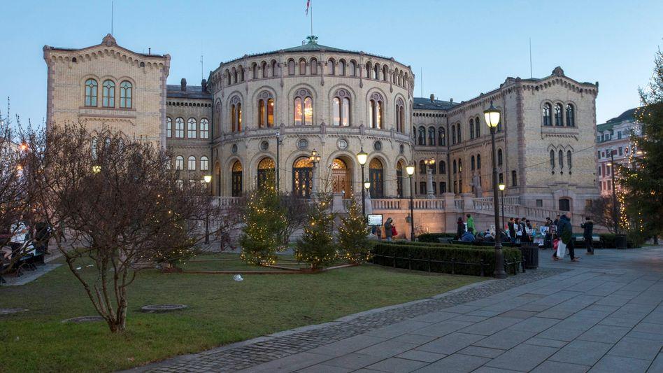 Norwegisches Parlament: Zeitung findet Überwachungsgeräte