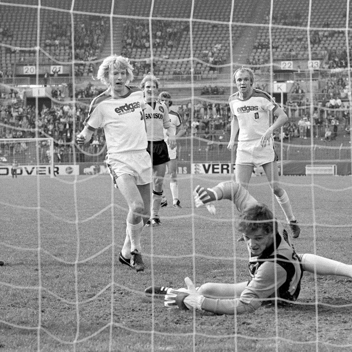 Bundesliga-Rekordsieg vor 40 Jahren: Auf die Zwölf