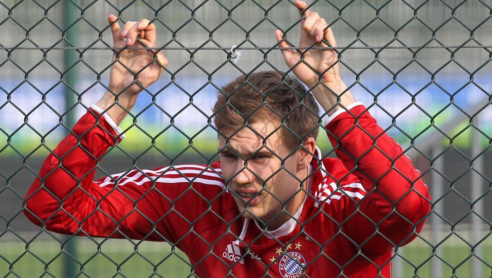 Bayern-Verteidiger Badstuber: Verletzter Beobachter