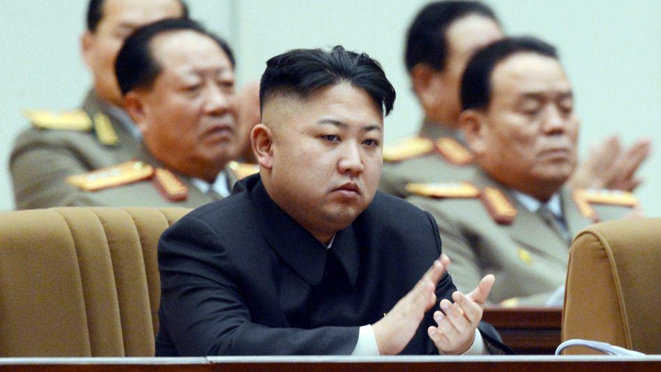 Nordkoreas Machthaber Kim Jong Un: Hilfe von deutschen Wissenschaftlern