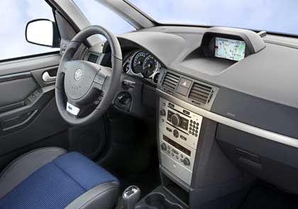 Opel Meriva OPC: Ein Mini-Van mischt mit - DER SPIEGEL