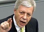 Vermittelte den Millionen-Deal: Bundeswirtschaftsminister Werner Müller