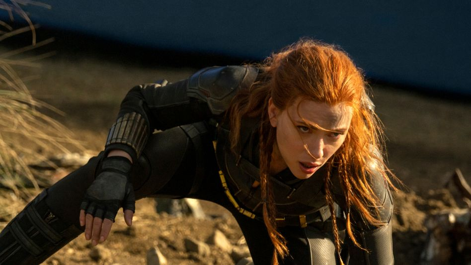 Scarlett Johansson in »Black Widow«: »Die Figur ist so sexualisiert«