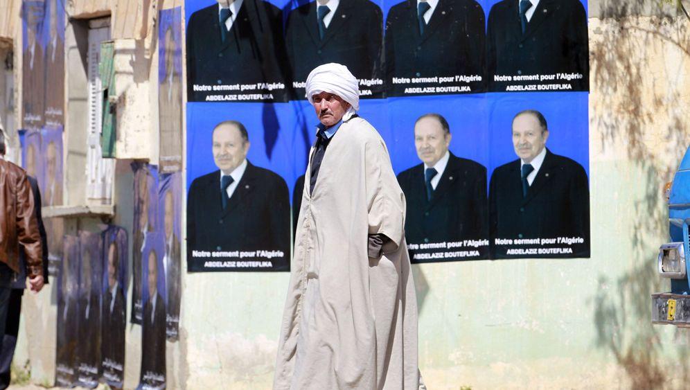 Bouteflika vor der Wiederwahl: Agonie in Algerien