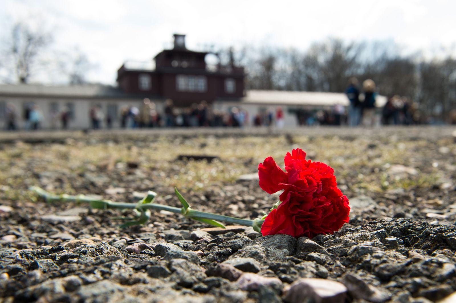 Erinnerung an die Opfer der Pogromnacht