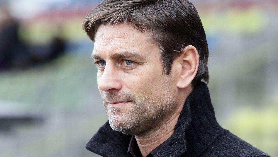 Ex-KSC-Sportdirektor Kreuzer: Neue Heimat an der Elbe