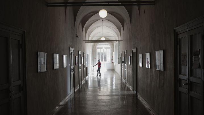 Centro Astalli: Überleben in Palermo, irgendwie
