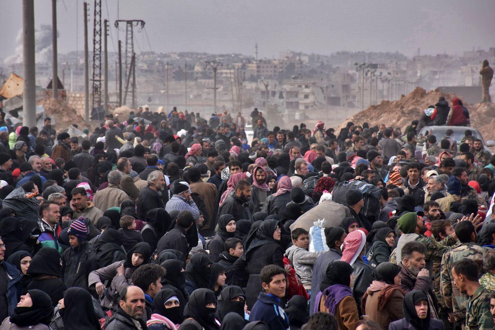 Syrien/ Aleppo