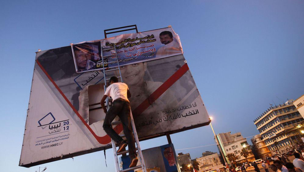 Nach Gaddafi: Libyen wählt