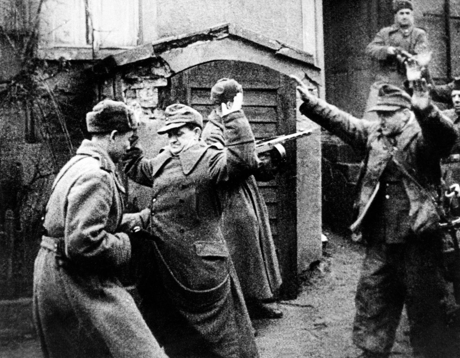 Zweiter Weltkrieg: Endphase in Berlin