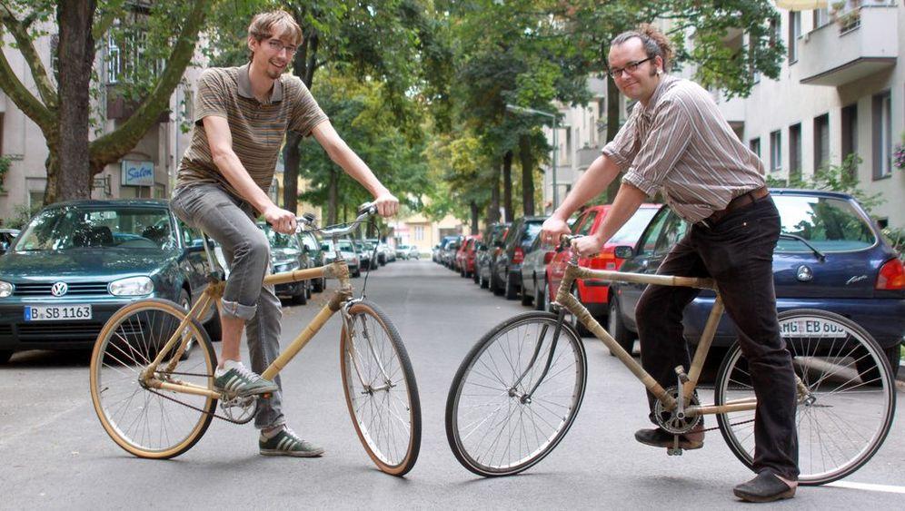 Bambusbikes: Fahrrad aus nachwachsenden Rohstoffen