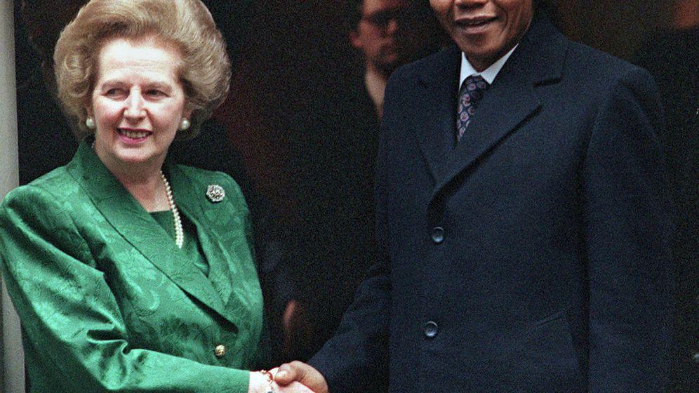 Legendärer Beton-Look: Thatcher ging alle drei Tage zum Friseur