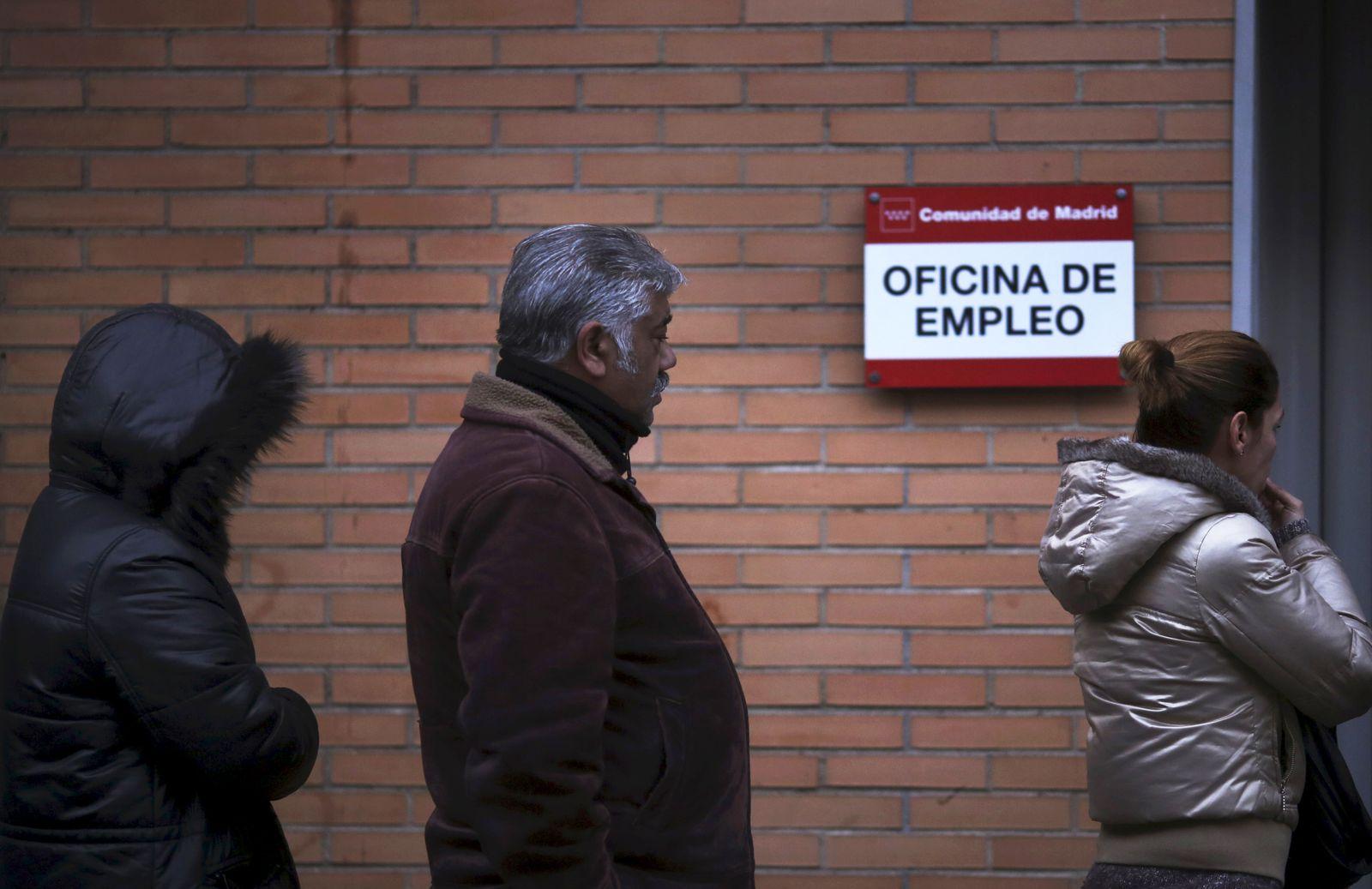 Spanien / Arbeitslosigkeit / Eurostat / Job