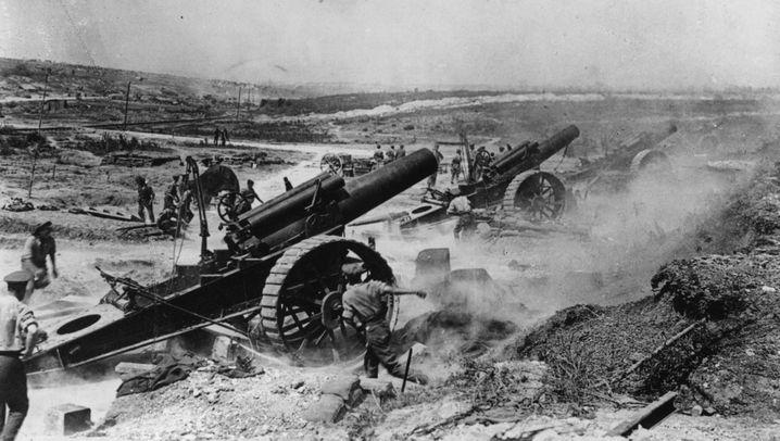 Erster Weltkrieg: Mörderischer Stellungskrieg - die Schlacht an der Somme