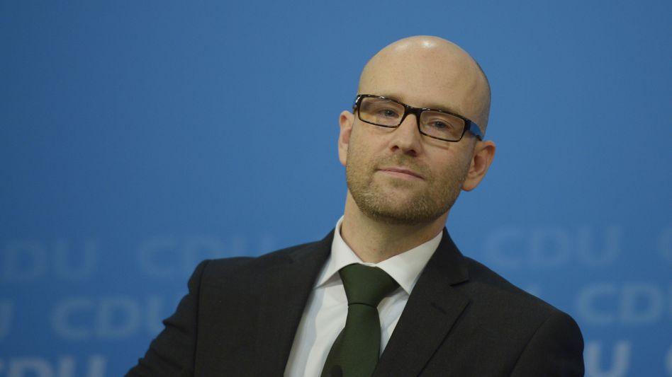 Neuer CDU-Generalsekretär Tauber: Offene Fragen zu brisantem Thema