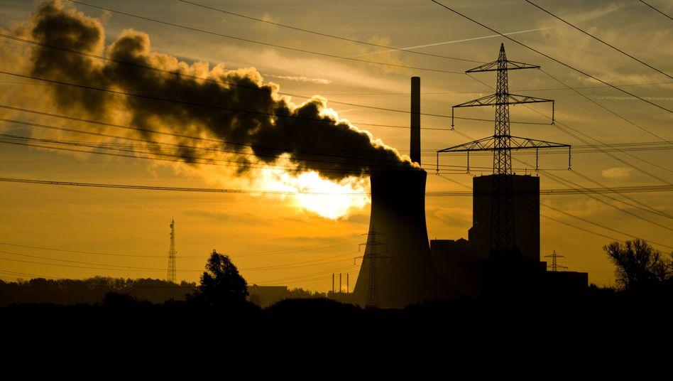 Kohlekraftwerk Mehrum in Hohenhameln