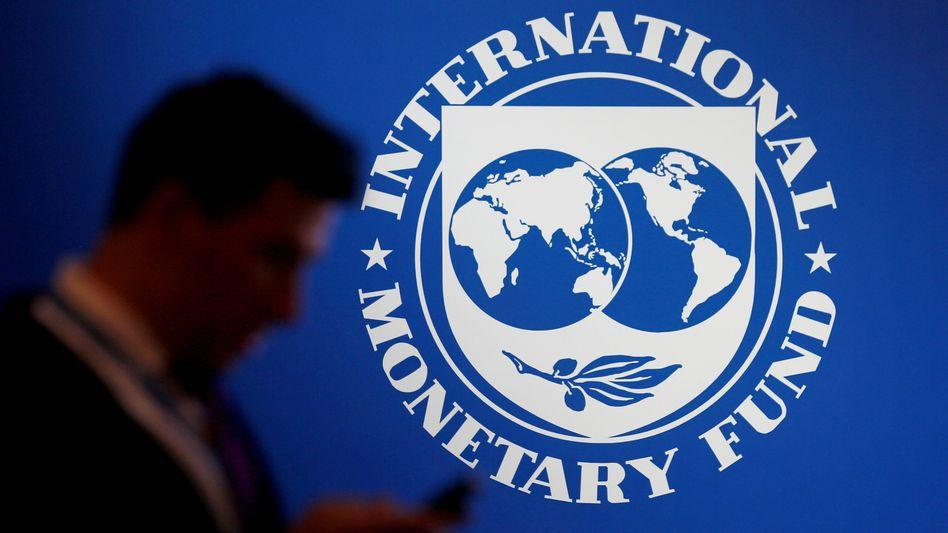 IWF-Logo bei einer Tagung (Archivbild)