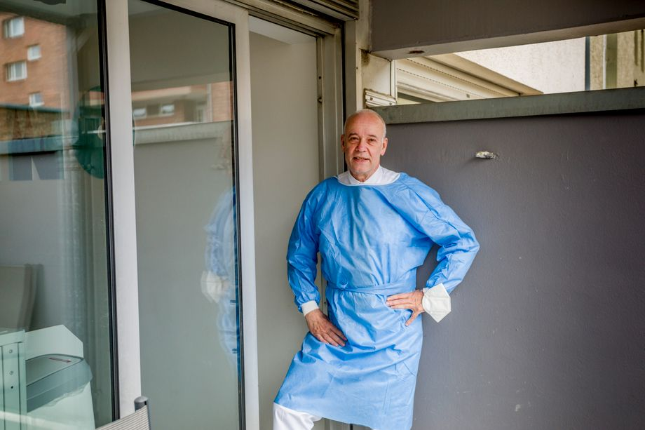 Jürgen Zastrow, Cologne's chief vaccine officer: People offering vaccinations in socio-economically depressed neighborhoods were turned away as if they were pests.