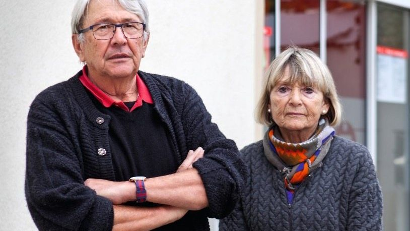 Rentnerpaar Teuscher: Die Gutgläubigkeit war ein Fehler