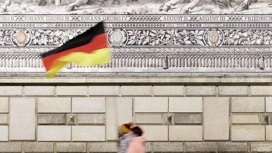 Pegida-Demonstranten in Dresden Völkisch überhöhter Egoismus