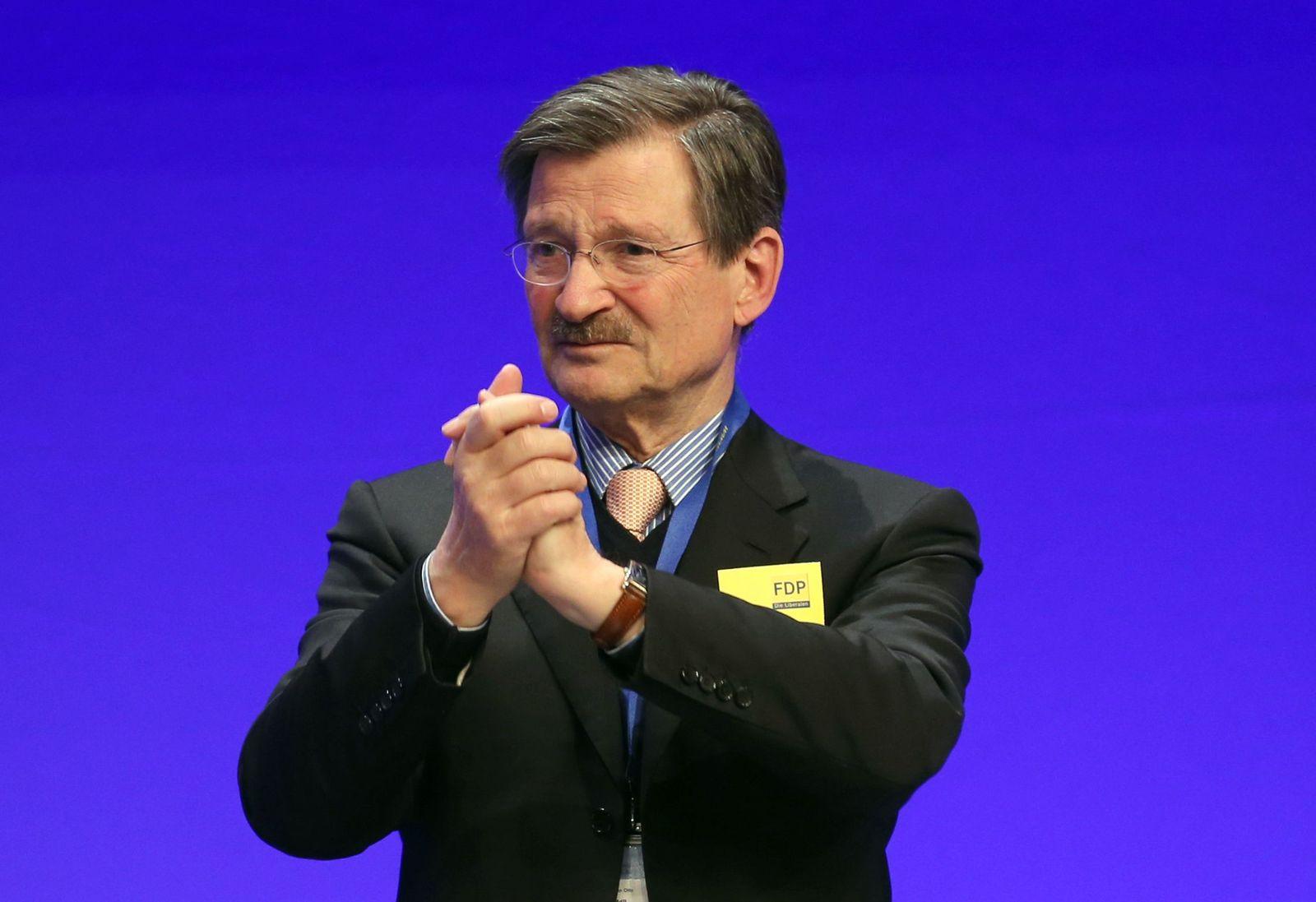 BT-Abgang/ Hermann Otto