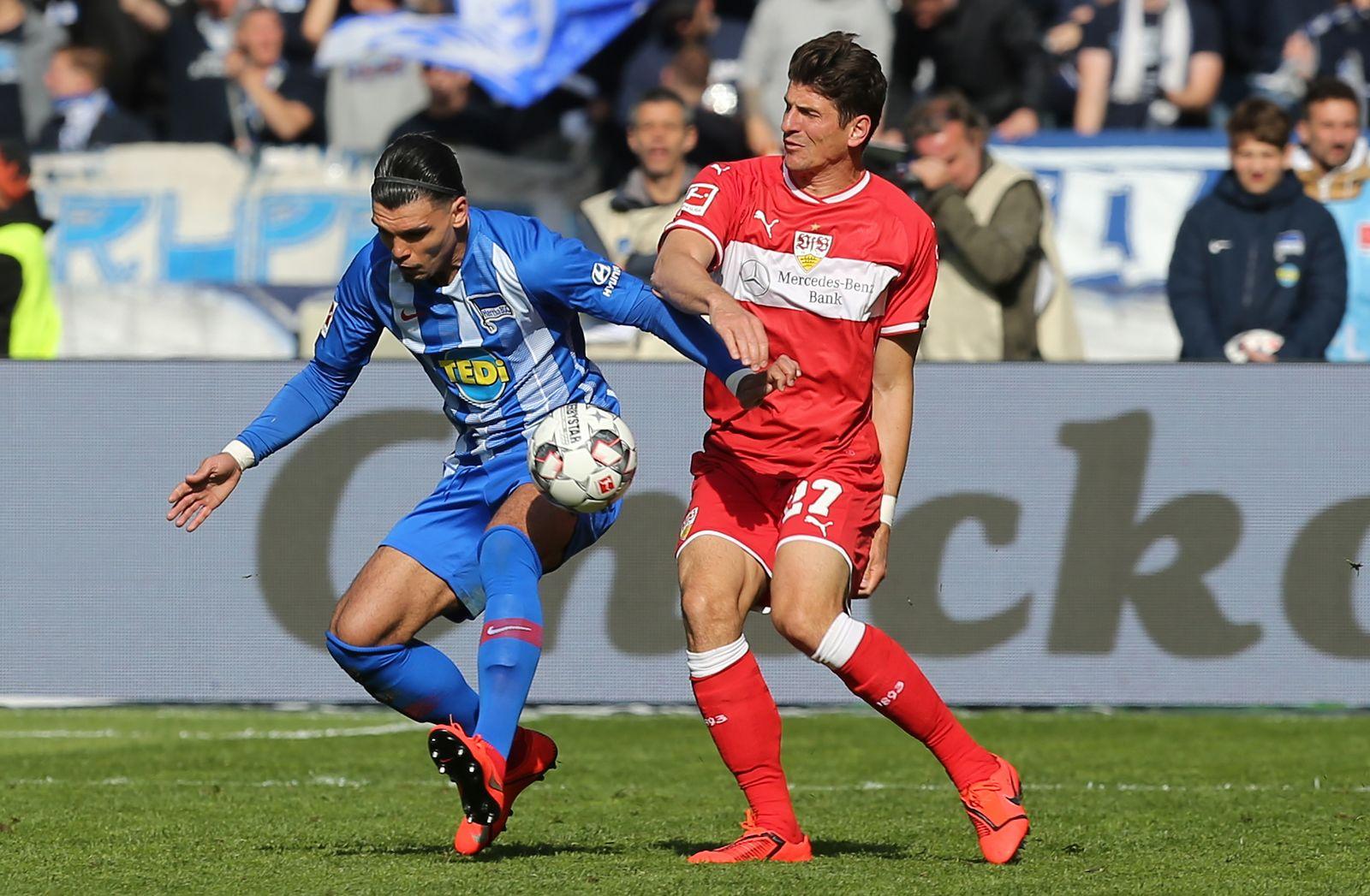 Gomez Rekik Stuttgart Hertha