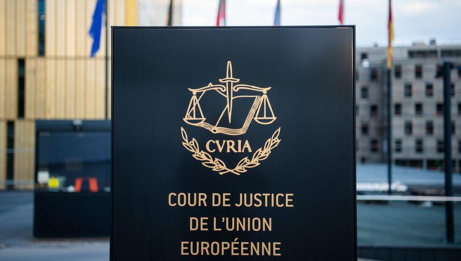 Europäischer Gerichtshof in Luxemburg: Wann der EuGH ein Urteil sprechen wird, ist noch unklar