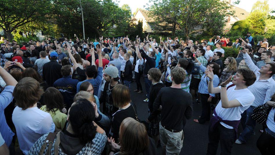 Facebook-Party in Hamburg Anfang Juni: 1600 ungebetene Gäste