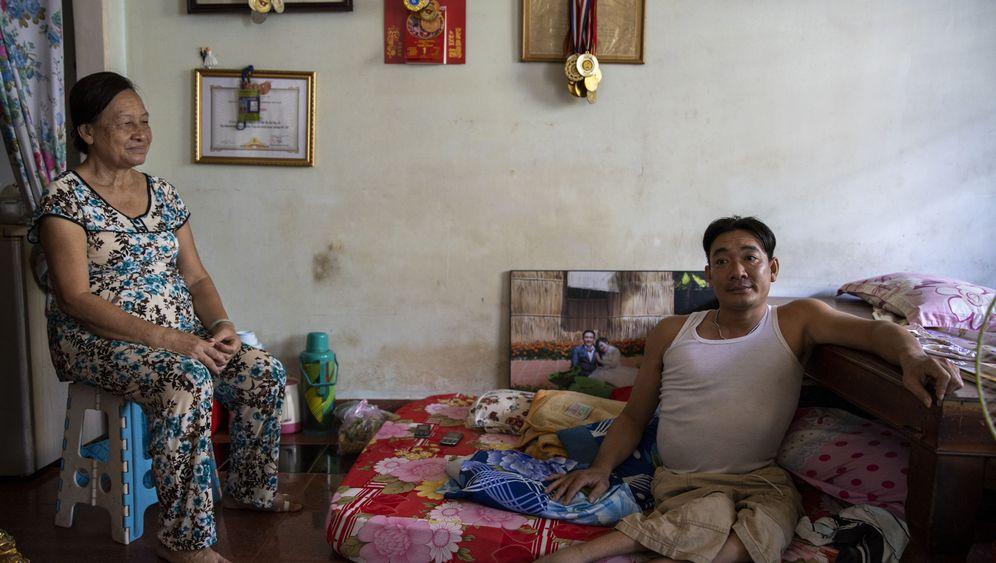 Agent-Orange Opfer Nguyen Kien
