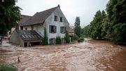 Wie der Klimawandel mit den Überschwemmungen zusammenhängt