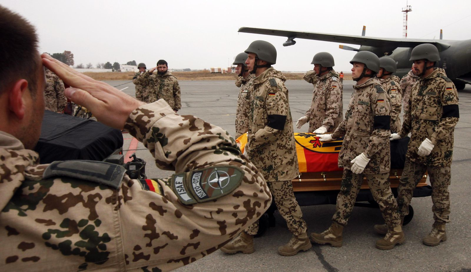Bundeswehr / Afghanistan / Gefallener