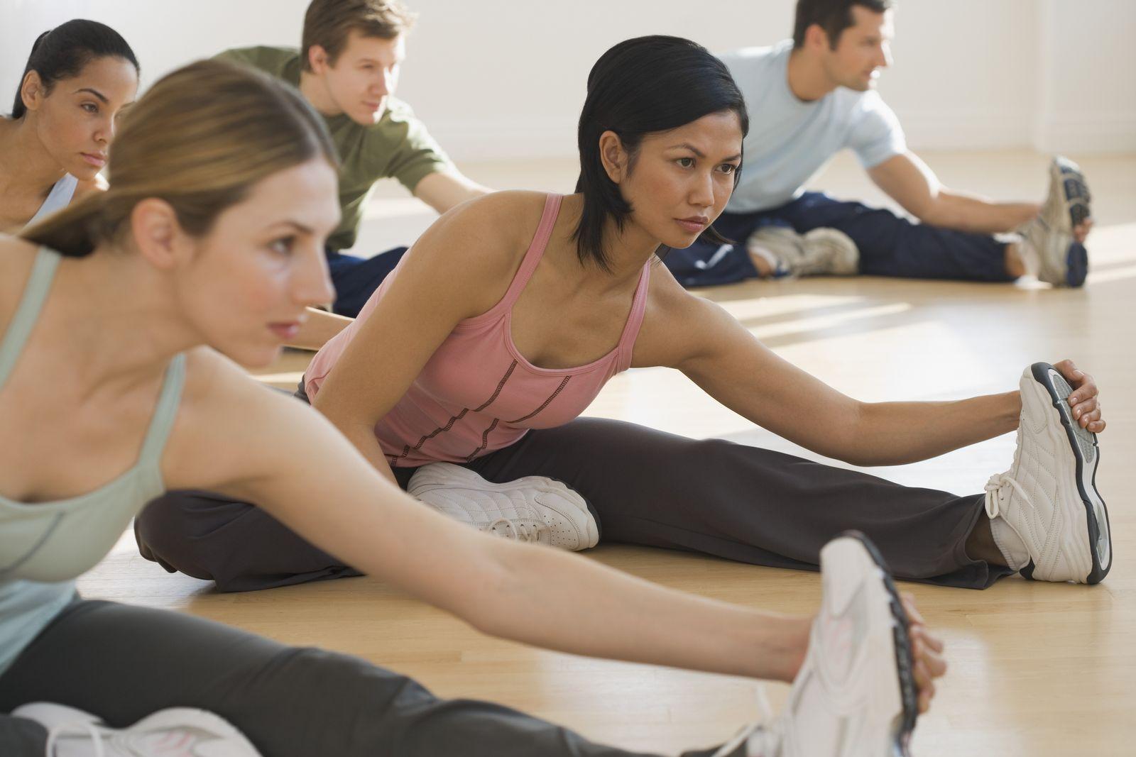 NICHT MEHR VERWENDEN! - Yoga / Stretching