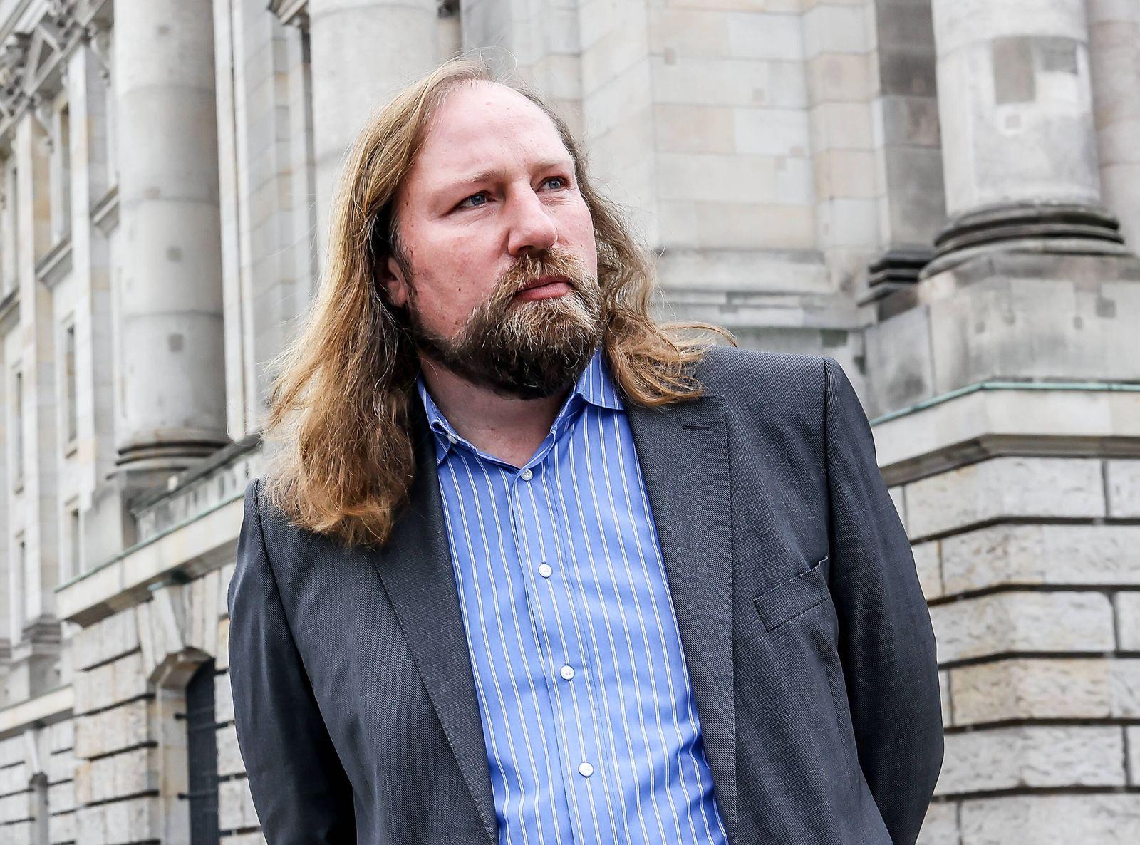 Grünen - Fraktionschef Anton Hofreiter Grünen - Fraktionschef Anton Hofreiter *** Head of the Green parliamentary group