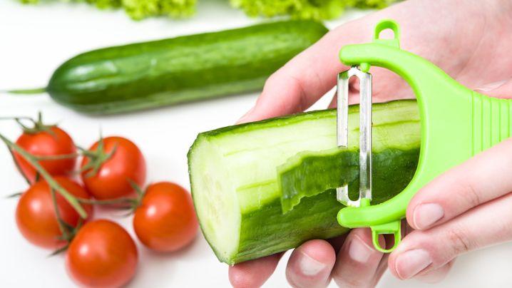 Lebensmittelhygiene: So verbannen Sie Bakterien aus Ihrer Küche