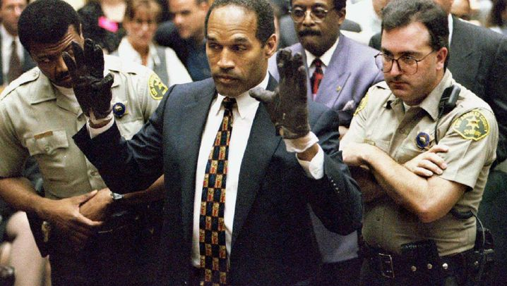 O.J. Simpson frei: The Juice is loose