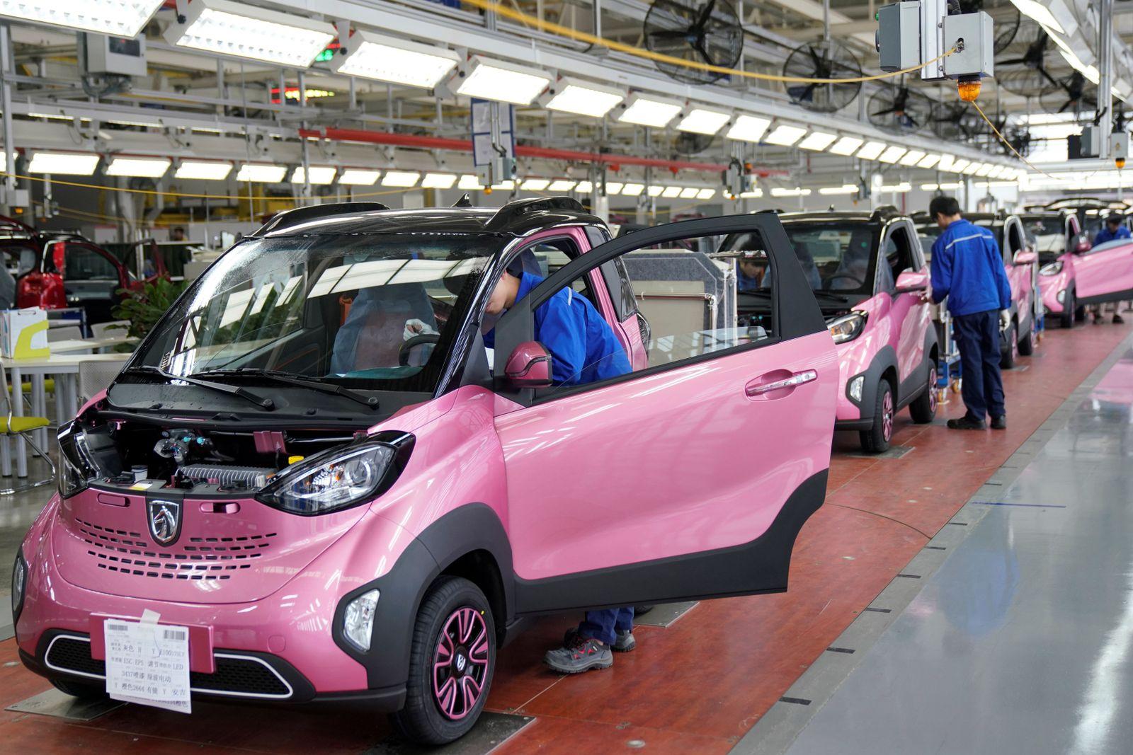 China E-Autos